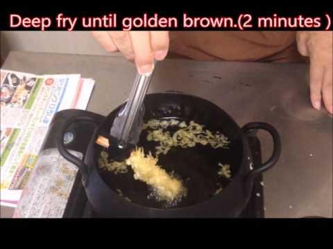 Tempura udon ( prawn tempura udon )