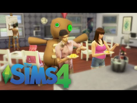 The Sims 4 - VOODOO! - Part 11