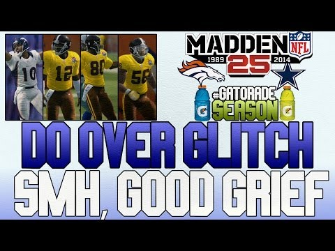 Madden 25 MUT | Ultimate Team Gameplay | Do-Over Glitch!