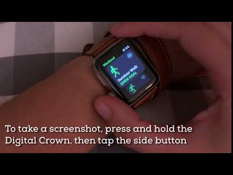 How to take a screenshot on Apple Watch [iMore]
