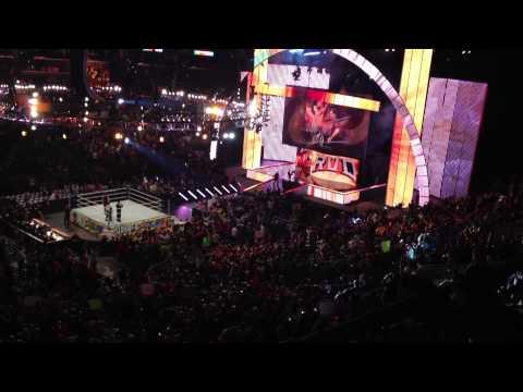 Rob Van Damn's SummerSlam 2013 Entrance