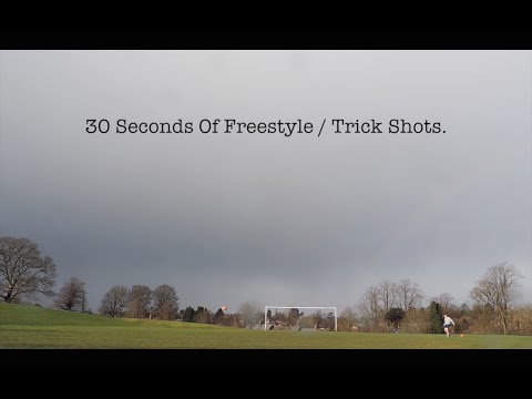 30 Seconds Of Freestyle #1