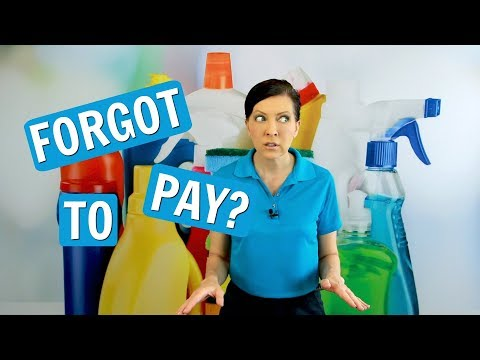 Client Doesn't Pay - House Cleaning Training