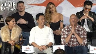 xXx: Return of Xander Cage | Complete Press Conference with cast, director and producer