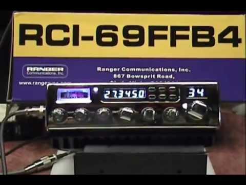 Ranger RCI-69FFB4 Tune-up Report