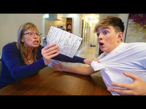 Kid Changes Name to 'Clickbait' at Age 16 & Mom Freaks Out... {Shocking}