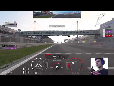 Gran Turismo Sport - Circuit Experience Continuance - Open Lobby - 12/5/2017 - Logitech G29