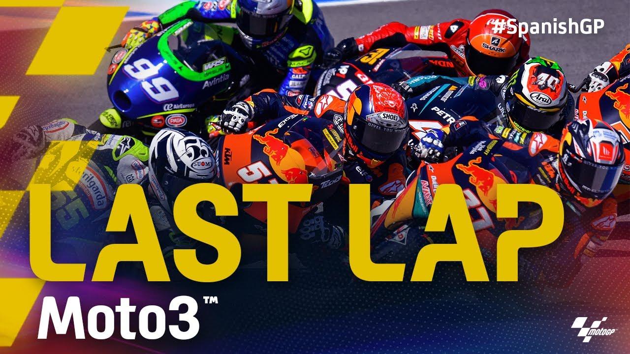 Moto3™ Last Lap   2021 #SpanishGP
