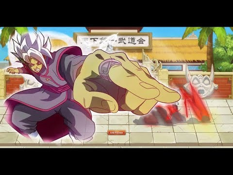 Dragon Ball Z Online (Fusion Zamasu) Gameplay Part 73