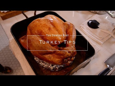 How to roast a turkey: tips for a great Thanksgiving