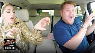 Lady Gaga Carpool Karaoke: Coming Tuesday