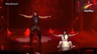 Nach Baliye 9 | ViRima's energetic act
