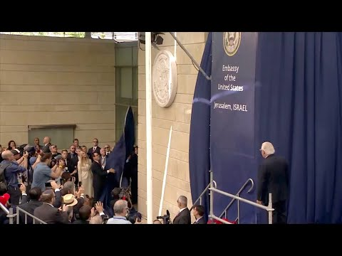 The Watchman Episode 95 Preview: Inside the Opening of the U.S. Embassy in Jerusalem