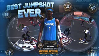 NEW NBA 2K18 BEST CUSTOM JUMPSHOT FOR EVERY BUILD IN NBA