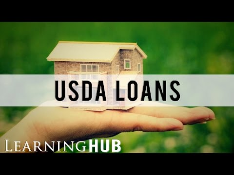 USDA Home Loans Explained