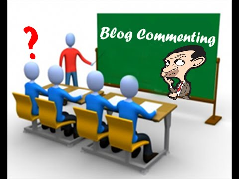 How to do Blog Commenting in SEO | A Practical Guide for Bloggers | Off-Page SEO 2016
