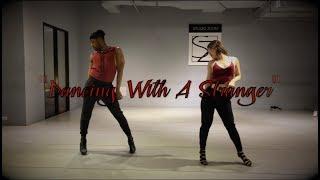 Sam Smith & Normani - Dancing With A Stranger   Isaiah Rashaad x Cakesilicious Choreography