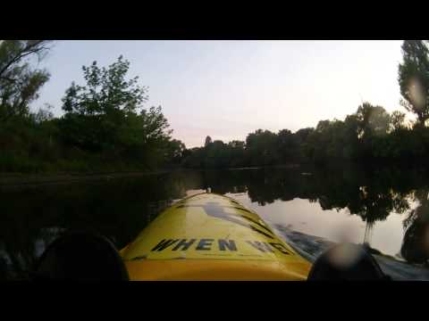 Paddling in the Beaver Sloughs _ Come Train With Me