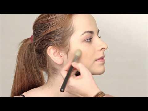 Makeup Artist Dallas TX - Cheek Color Application