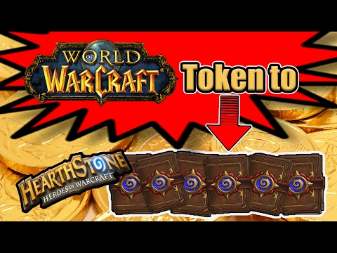 Use WoW Gold TOKEN to Buy ALL Digital Goods! Hearthstone/Diablo/Overwatch/Heroes of the Storm