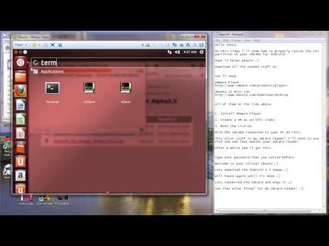 ODROID-X Flashing Guide (Include Ubuntu Install)