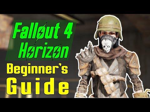 Fallout 4 Horizon - A Beginner's Guide