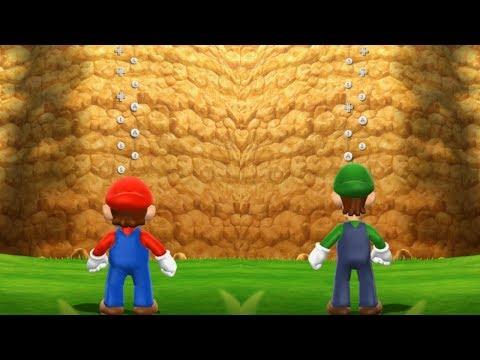 Mario Party 9 - Mario vs Luigi - Free Play (Master Difficulty)