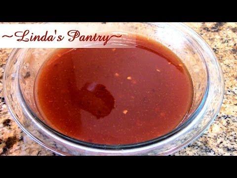~Carolina Red BBQ Sauce With Linda's Pantry~
