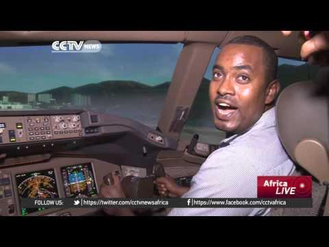 Ethiopia Airlines unveils Boeing 777 and 787 flight simulators
