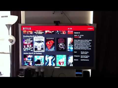 My new ps3 Netflix App