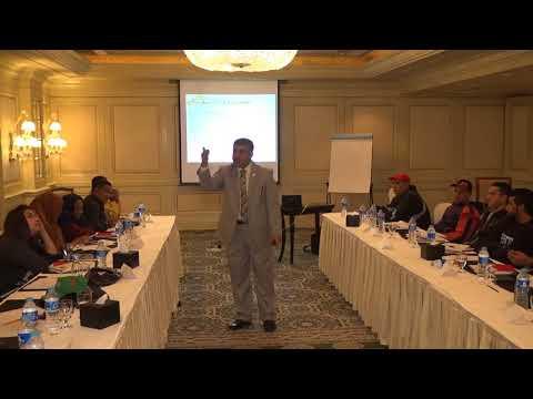 د.عبد العزيز الملا يشرح كيفية التغذية لرياضى الأولمبياد الخاص | جزء ثانى