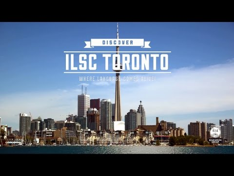 Learn English in Canada: Study at ILSC Toronto