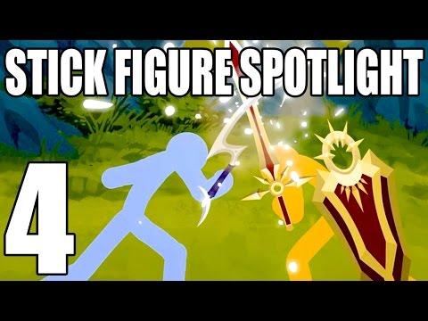 Stick Figure Spotlight 4 - Final Eclipse