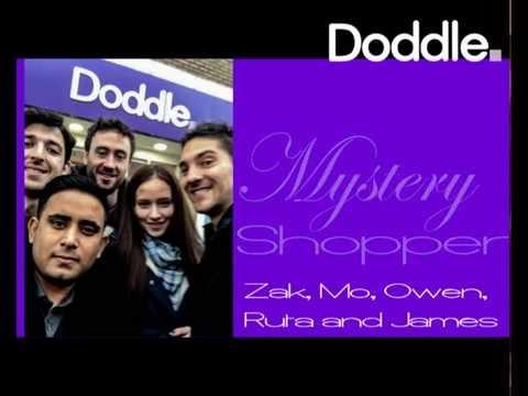 Doddle Mystery Shop