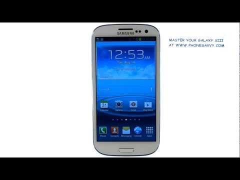 Samsung Galaxy SIII - How do i Add Multiple Email Accounts