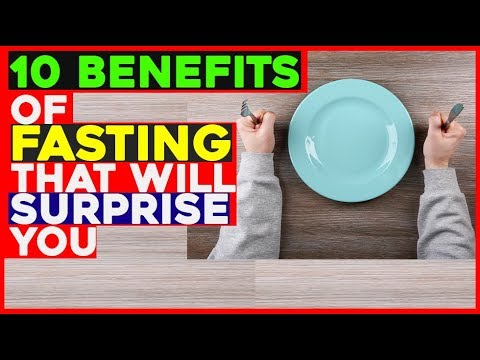 Intermittent Fasting benefits and side effects, weight loss tips, does water fasting work