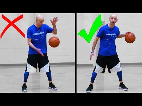 [SECRETS] How To Dribble A Basketball For Beginners