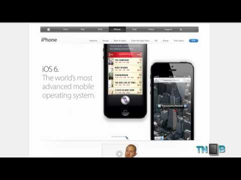New iPhone 5 First Look and Features