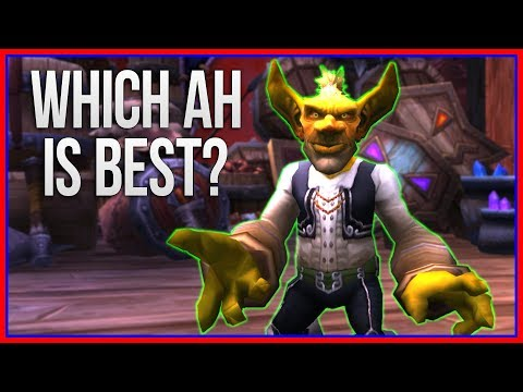 Which Auction House is the Best?  | WoW Gold Guide