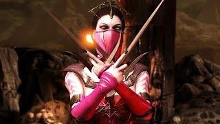 Mortal Kombat X - Survivor Tower with Mileena (Ethereal)
