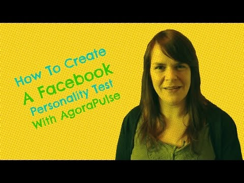 How To Create A Personality Quiz For Facebook With AgoraPulse