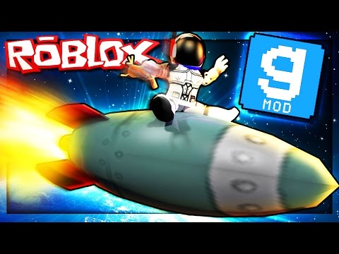 Roblox Adventures - BUILD A SPACE ROCKET IN ROBLOX! (Roblox Garry's Mod/GMod)