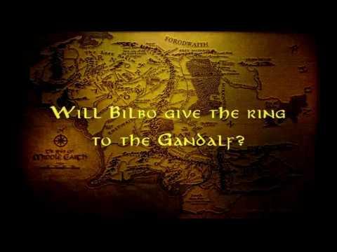 Lurd of the Rangs:  Bilbo's lust for the ring