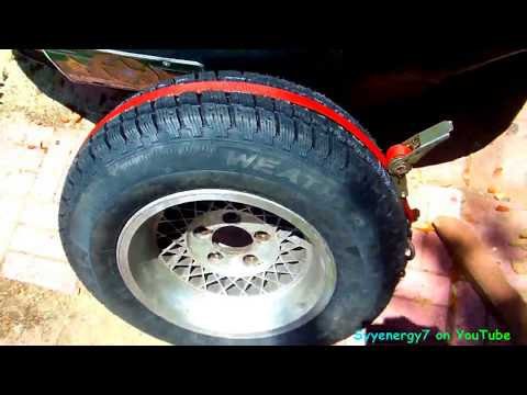 Cleaning Tire Rim Bead, Why You Should Install Your Own Tires