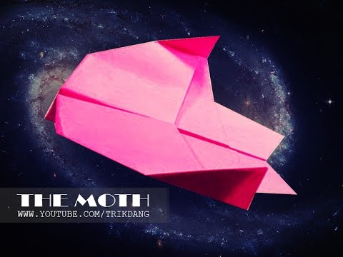 Best Paper Planes: How to make a paper airplane that Flies | The Moth