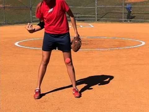 Fastpitch Softball Pitching Riseball Cannonball Backspin