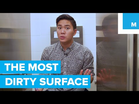 The Top 10 Dirtiest Surfaces in the Office - Sharp Science