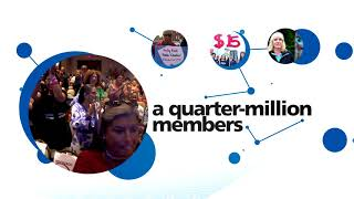 AFT grows to 1.7 million members