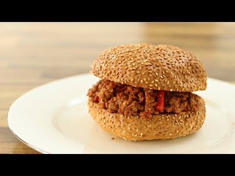 How to Make The Best Sloppy Joes
