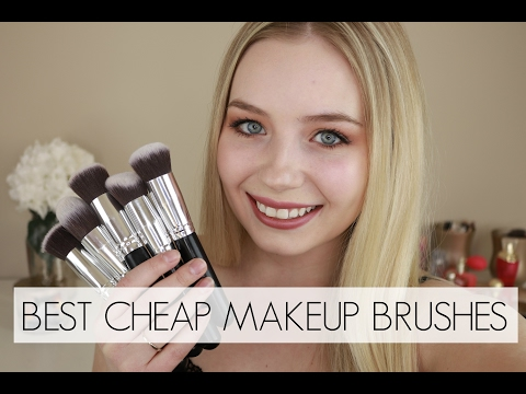 BEST AFFORDABLE MAKEUP BRUSHES FROM AMAZON